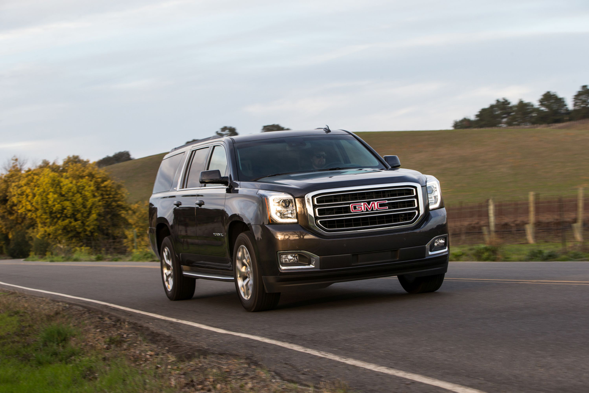 The Yukon Denali XL is GMC's flagship SUV.