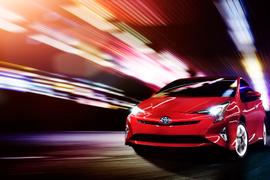 Toyota's 2016 Prius Hybrid