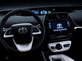 EPA-rated fuel economy of the 2016 Prius is expected to be more than 52 mpg highway, 56 mpg...
