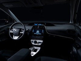 The 2016 Prius is the first vehicle to use Toyota's New Global Architecture platform.