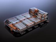 The vehicle'sbattery offers160 kilowatts of peak power and 60 kilowatts hours of energy.