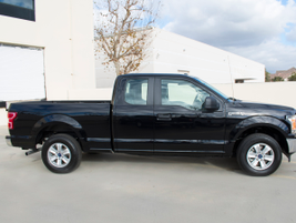 The truck rides on the 145-inch wheelbase and 17-inch wheels.