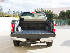 Our test truck would retail for $36,285.