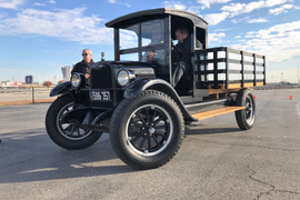 Chevrolet's Heritage Truck Fleet