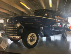 Chevy built 345,000 trucks in 1949, inlcuding this Canopy Express Delivery Truck. This body type...