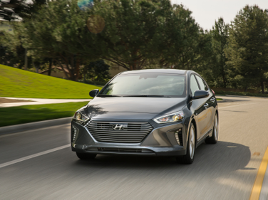 The Ioniq eco-focused vehicle is the first in the world to offer three distinct electrified...