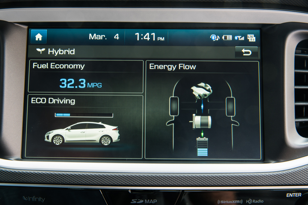 The new models feature SPORT and ECO modes. The SPORT function combines power from the engine...