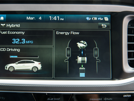 The new models feature SPORT and ECO modes.The SPORT function combinespower from the engine...