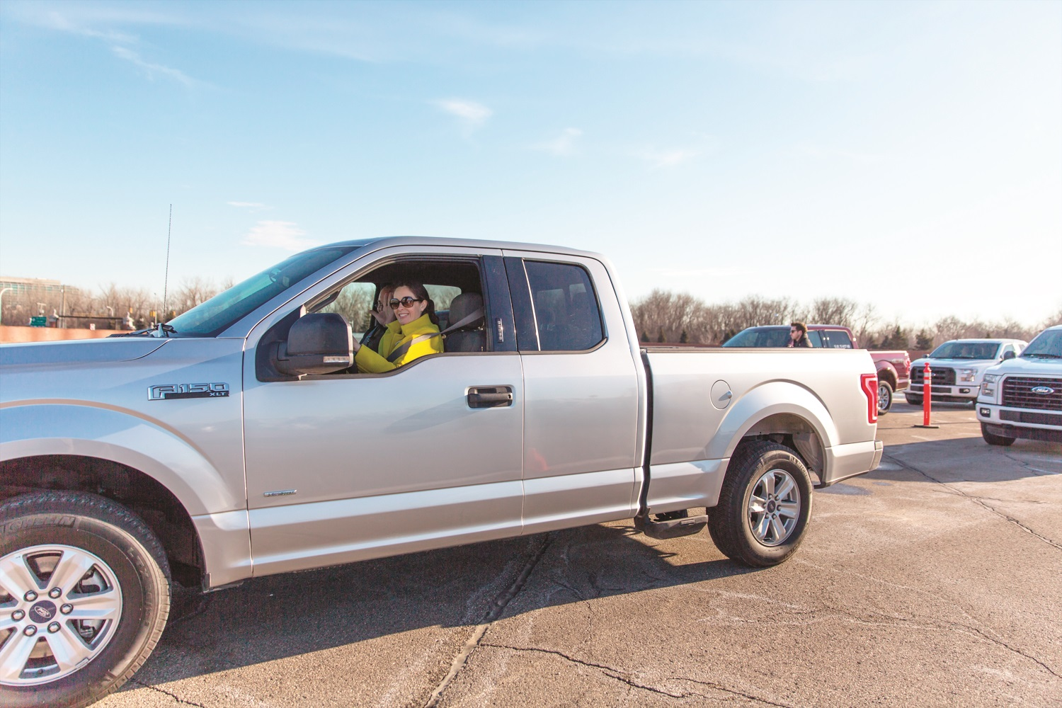 Fleet Look at the 2015 Ford F-150
