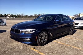 BMW's Ultimate Driving Experience