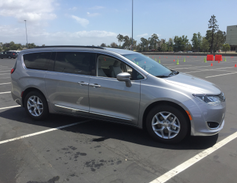 The Pacifica gets an EPA-rated 29 mpg on the highway.