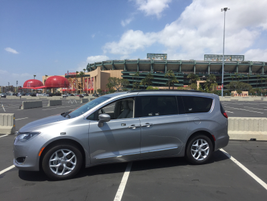 The Chrysler Pacifica is replacing the Town & Country as FCA's minivan model.