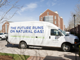 Chesapeake's Natural Gas-Fueled Vehicles