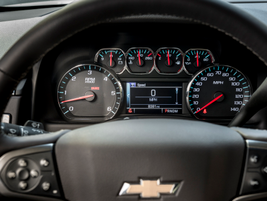 The Suburban is powered by a 5.3L V-8 producing 355 hp and 383 lb.-ft. of torque. It has a...