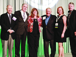 The Fleet Hall of Fame Awards were presented to six fleet professionals for 2012, five of whom...