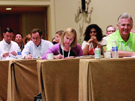 In addition to networking, attendees had the opportunity to attend top-notch educational...
