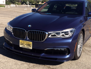 The Alpina B7 is a modified 7 Series with an enhanced luxury interior and a 4.4L V-8 that makes...
