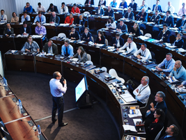 The 2014 Global Fleet Conference was sold out with more than 150 fleet managers and stakeholders...