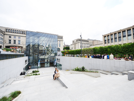 The 2014 Global Fleet Conference was held at the Square in Brussels, Belgium.