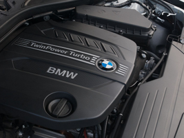 The 328d's 2.0 liter, 4-cylinder TwinPower Turbo Diesel engine — a first for the U.S. market —...