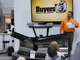 Buyers Products introduced the new SaltDogg XD Series Spreaders, Slide Out truck bed box line,...