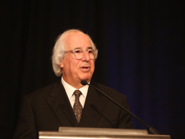 NAAA keynote Frank Abagnale, CEO of Abagnale & Associates, speaks during CAR 2017. Abagnale...