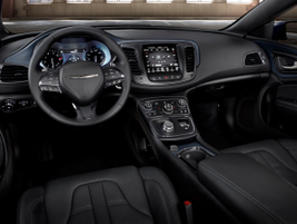 The cockpit includes a 7-inch LED full-color instrument cluster.