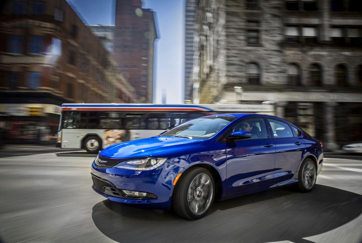 Buyers choosing the 3.6-liter Pentastar V-6 also get a nine-speed transmission.
