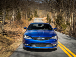 Chrysler is offering an all-wheel drive system with the V-6 sedan. Front-wheel drive is also...