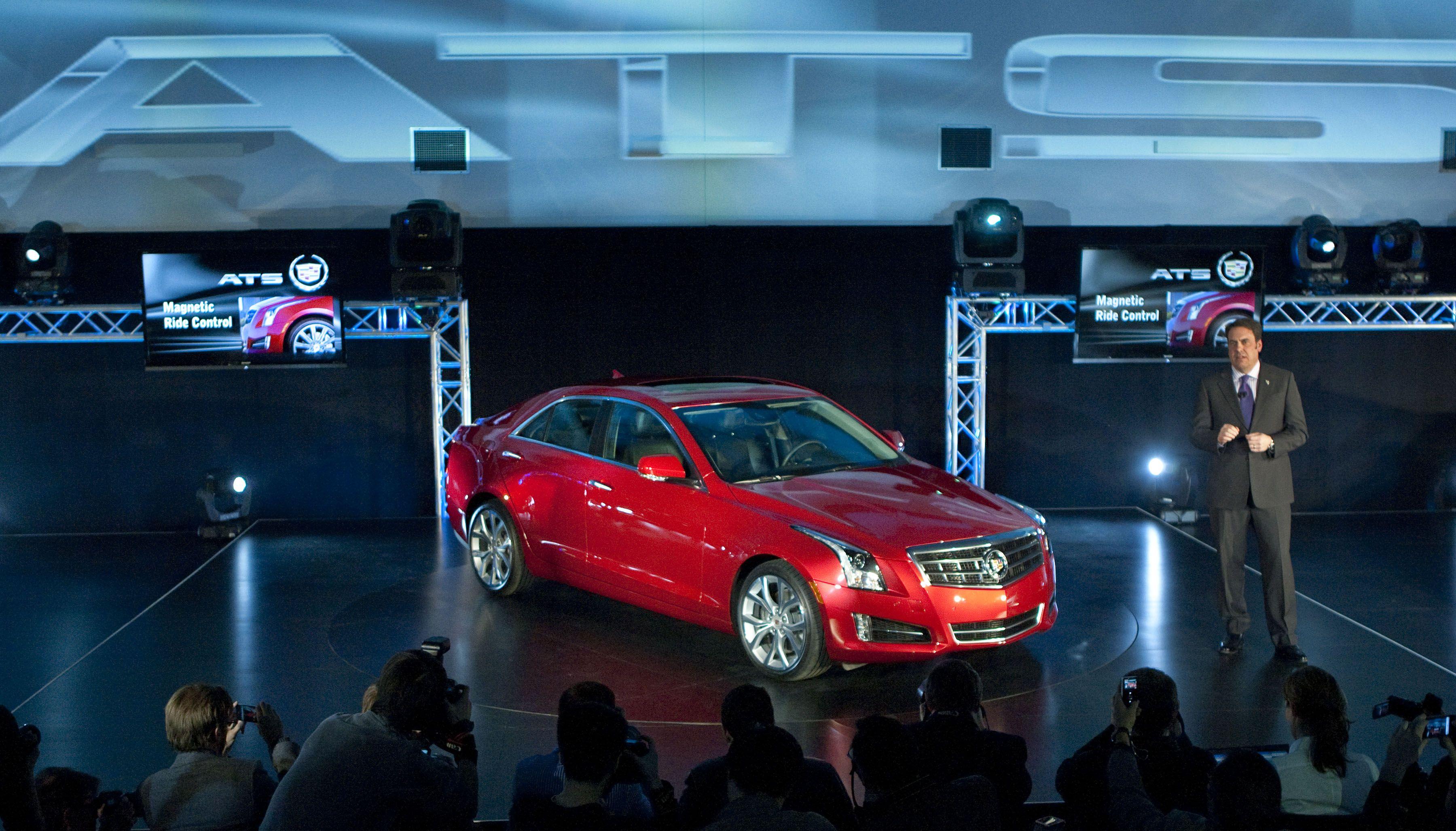 2013 Cadillac ATS Luxury Sedan