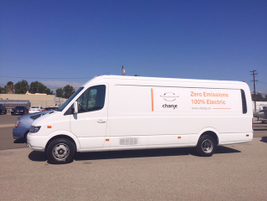 The van is rated at 16,500 lb. GVWR witha maximum payload rating of 6,000 pounds.