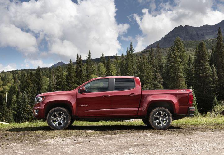 2015 Chevrolet Colorado Mid-Size Pickup
