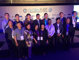 The Global Fleet Conference attracted fleet managers and stakeholders from across the world,...