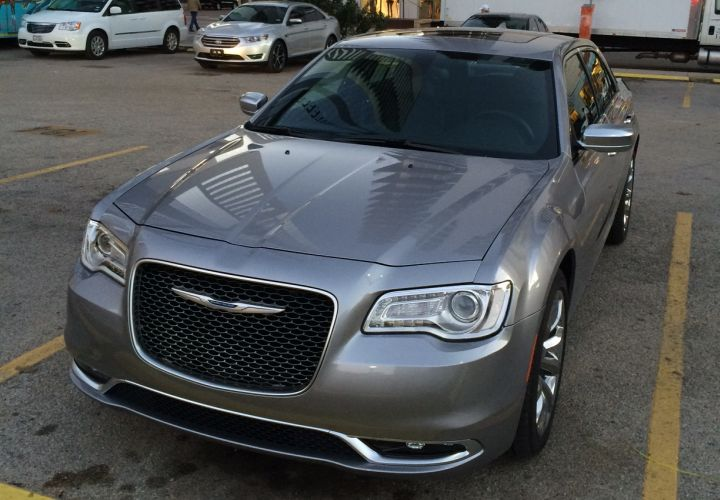 2015 Chrysler 300 Ride and Drive