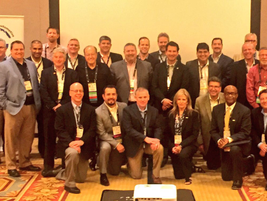 Consignors held a Consignors Only meeting during IARA to discuss key industry topics. Photo:...