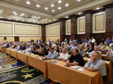 More than 550 fleet professionals were in attendance at this year's conference.