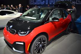 2017 L.A. Auto Show: Green Vehicles