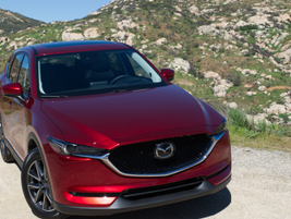 A SKYACTIV-D 2.2-liter engine diesel option, which according to Mazda, promises high torque,...