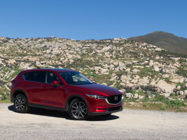 All models come standard with a SKYACTIV-G 2.5 engine and six-speed SKYACTIVE-DRIVE automatic...