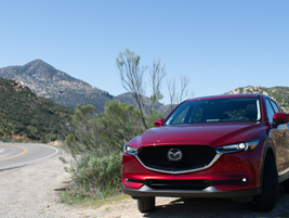 The MSRP for the base 2017 CX-5 starts at about $24,000. The Grand Touring Premium Package,...