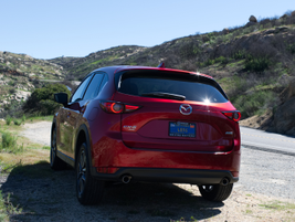Three trim levels are available for the 2017 CX-5 refresh: the Sport, Touring and Grand Touring.
