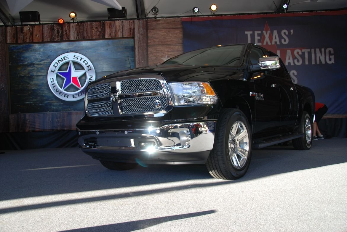 At its press briefing Ram unveiled its Ram 1500 Lonestar Edition, which is available exclusively...