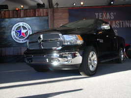 At its press briefing Ram unveiled itsRam 1500 Lonestar Edition, which is available exclusively...