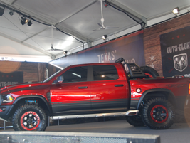Ram also unveiled its Rebel TRX concept vehicle. The Ram 1500/Rebel was the blueprint for the...