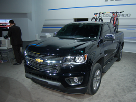 The Chevrolet Silverado is part of the company's three-truck strategy.