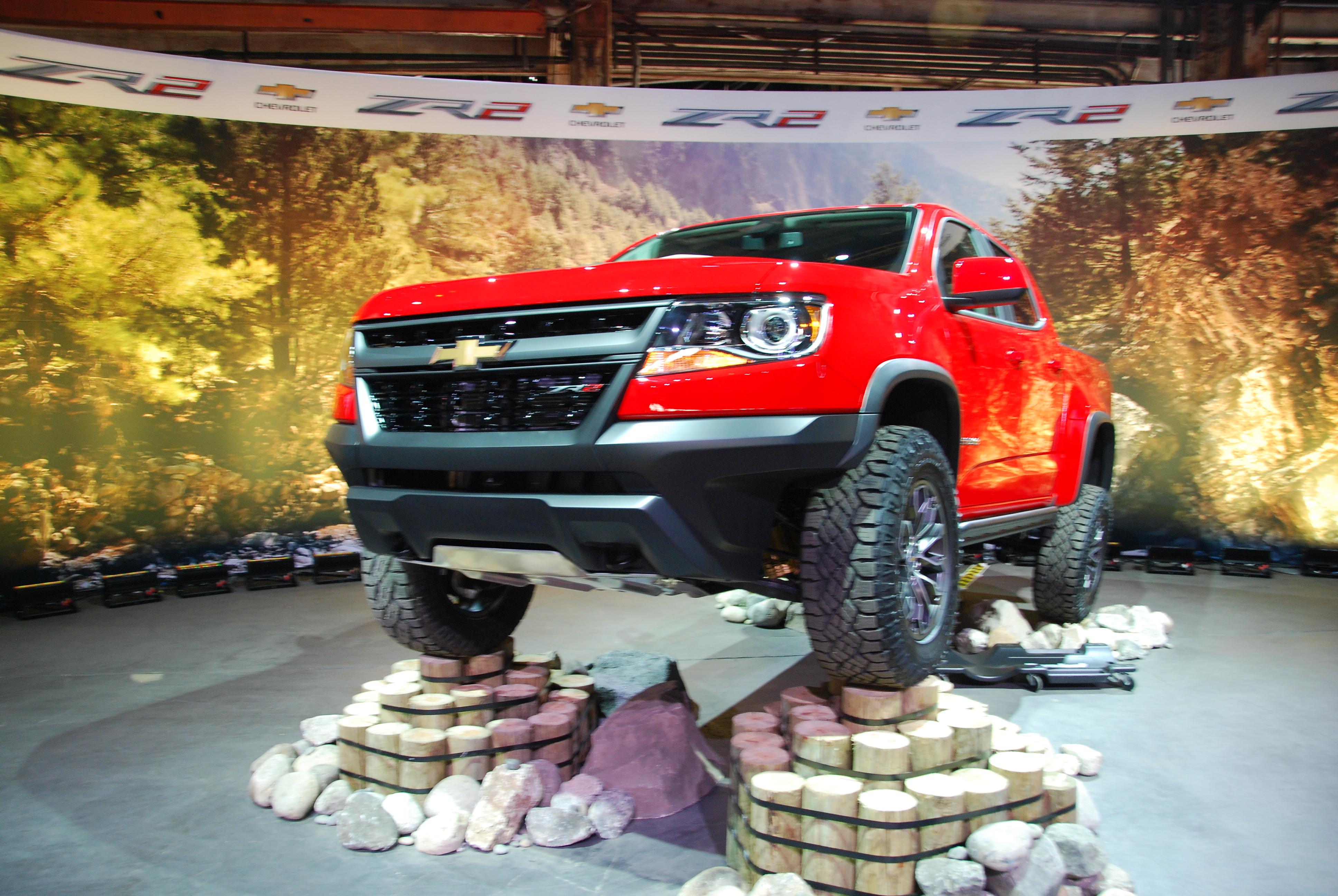 2016 L.A. Auto Show: Trucks and Vans