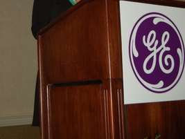 Nexus Communication's Caroline Thonnon makes her opening remarks. Nexus Communication partnered...