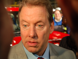 """Executive Chairman BIll Ford noted that the all-new aluminum F-150 """"is a risk worth taking."""""""