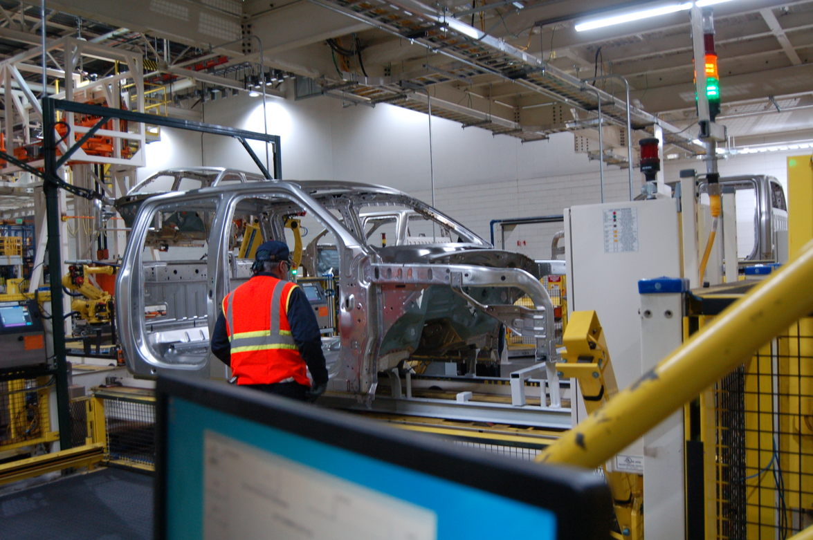 While most of the production process is automated, skilled technicians inspect each body to make...
