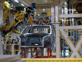 Assembling Ford's Aluminum Body F-150